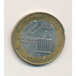 2 Euro 1998 - St Laurent du var