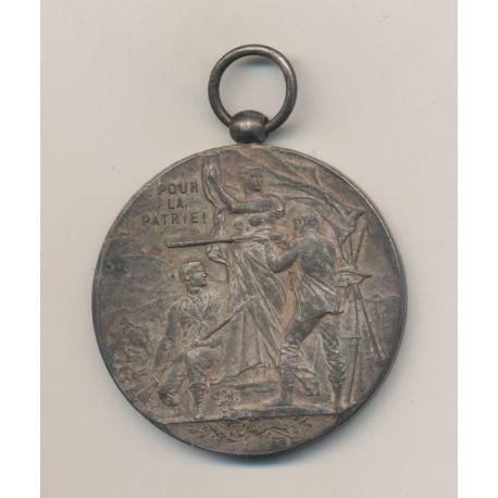 Médaille - Entrainement militaire pour la patrie - Journal le stand