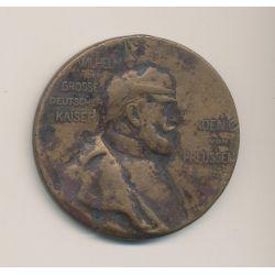 Médaille - Koenig von preussen - 1897