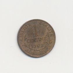 1 Centime Dupuis - 1902