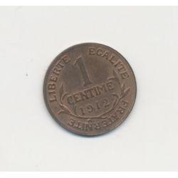 1 Centime Dupuis - 1912