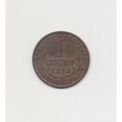 1 Centime Dupuis - 1914