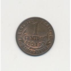1 Centime Dupuis - 1919