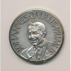 Médaille - Jean Paul I - 1978