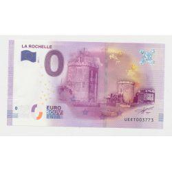 Billet - Tours La Rochelle 2016 - N°3773