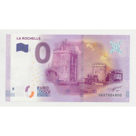 Billet - Tours La Rochelle 2016 - N°4800