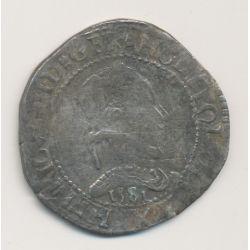 Henri III - Franc - 1581 K Bordeaux