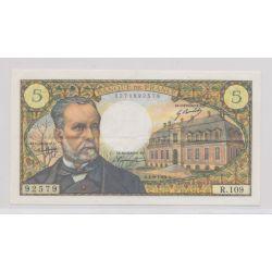 5 Francs pasteur - 4.09.1969 - TTB+