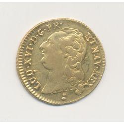 Louis XVI - Louis d'or à la tête nue - 1786 AA