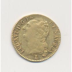 Louis XVI - Louis d'or à la tête nue - 1786 T