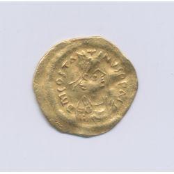 Tremissis Tibère Constantin