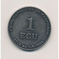 1 Ecu - Perpignan - 1994