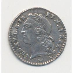 Louis XV - 1/20 écu au bandeau - 1769 AA Metz