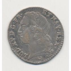 Louis xv - 1/10 écu au bandeau - 1769 AA Metz