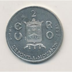 2 Euro - Pont a mousson - 1997