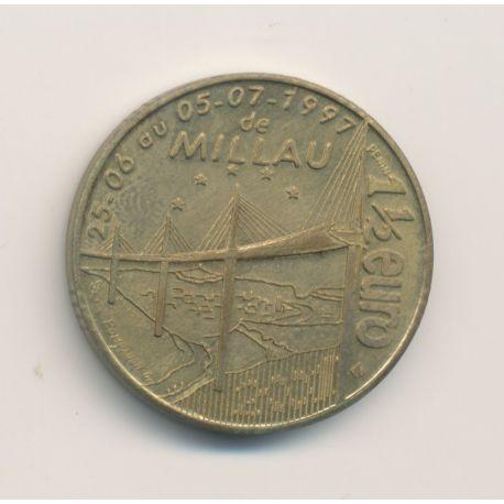 1,5 Euro - Millau - 1997