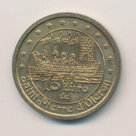 1,5 Euro - St pierer d'oléron - 1997