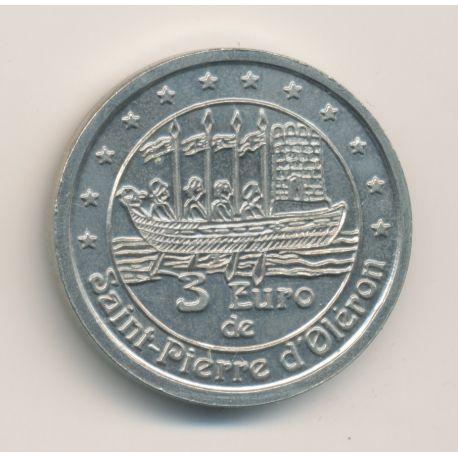 3 Euro - St pierre d'oléron - 1997