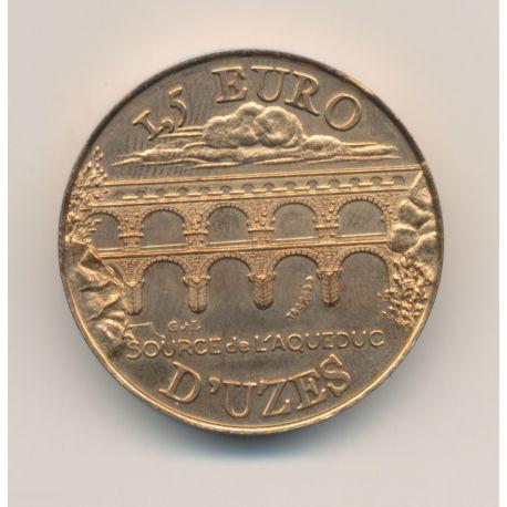 1,5 Euro - Uzès - 1997