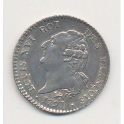 Louis XVI - 15 Sols - 1791 A Paris