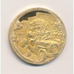 Médaille - Collection Résistance française - 1939/1945 - N°3