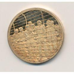 Médaille - Collection Résistance française - 1939/1945 - N°4