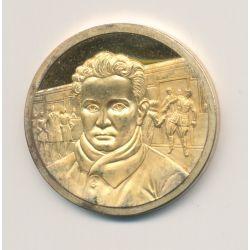 Médaille - Collection Résistance française - 1939/1945 - N°6