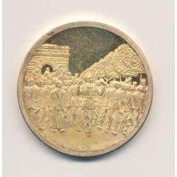 Médaille - Collection Résistance française - 1939/1945 - N°9