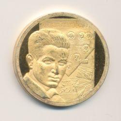 Médaille - Collection Résistance française - 1939/1945 - N°10
