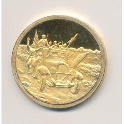 Médaille - Collection Résistance française - 1939/1945 - N°11