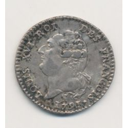 Louis XVI - 15 Sols - 1791 I Limoges