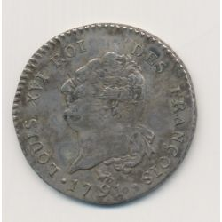 Louis XVI - 30 Sols - 1791 A Paris