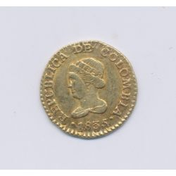 Colombie - Peso Or - 1835