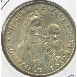 Dept06 - collegiale de st paul N°2 - vierge à l'enfant - 2005 B