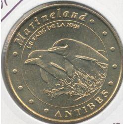Dept06 - Marineland N°1 - les dauphins N°1 2006 M - parc de la mer