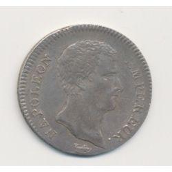 Napoléon empereur - 1 Franc - AN 13 A Paris