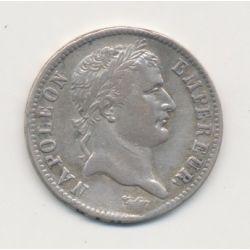 Napoléon empereur - 1 Franc - 1811 I Limoges