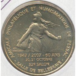 Dept33 - Salon numismatique Pessac 2007