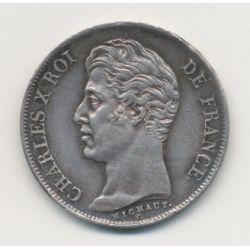 Charles X - 1 Franc - 1825 A Paris