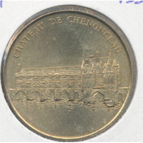 Dept37 - Chateau de Chenonceau N°1 - 1998