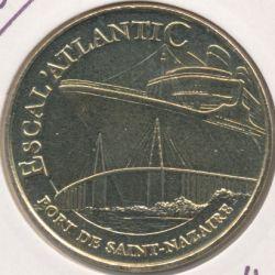 Dept44 - St Nazaire - escal'atlantic et pont - 2007