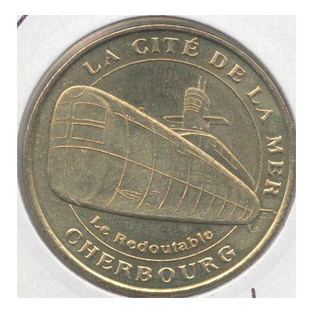 Dept50 - Cité de la mer - le redoutable - 2007
