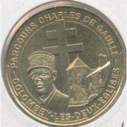 Dept52 - Le Mémorial N°3 - 2014 - parcours charles De Gaulle - Colombey les 2 églises