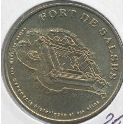 Dept66 - Fort de Salses N°1 - 2003 B - CNHMS