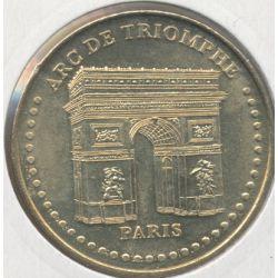 Dept7508 - Arc de triomphe N°3 - 2009 - face simple - Paris