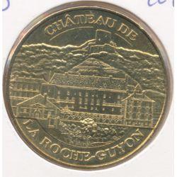 Dept95 - chateau de la roche-guyon N°2 - 2011