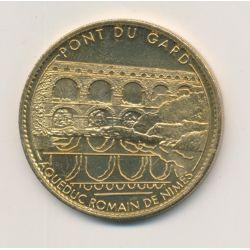 Dept30 - Pont du gard avec reflet - 2013 - Arthus Bertrand