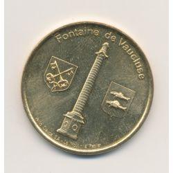Dept84 - Fontaine de Vaucluse - 2013 - Médailles et Patrimoine
