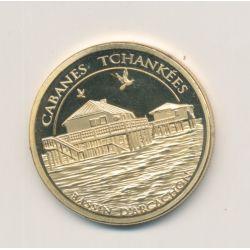 Dept33 - Cabanes Tchankées - Arcachon - Souvenirs et patrimoine - 30mm