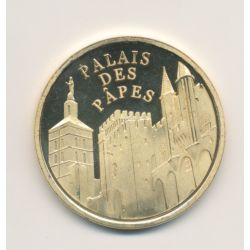 Dept84 - Palais des papes - Avignon - Souvenirs et patrimoine - 34mm